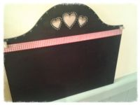 3 Heart Large Chalkboard